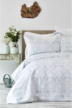 طقم غطاء سرير مزدوج + غطاء وسادة