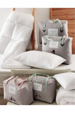 لحاف سرير مزدوج من قياس 195 * 215 سم