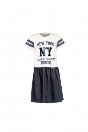 فستان اطفال بناتي كم قصير