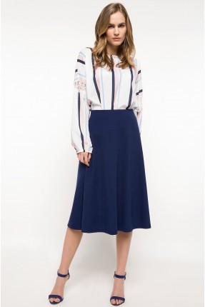 تنورة طويلة سبور - ازرق