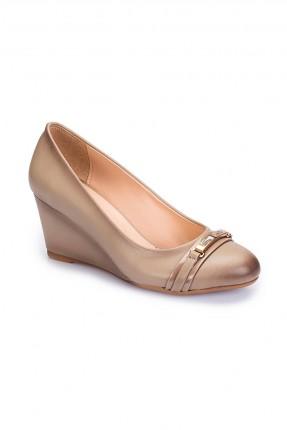 حذاء نسائي كعب متصل
