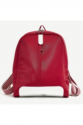 حقيبة ظهر نسائية رياضية - احمر