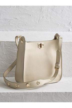 حقيبة يد نسائية مربعة - بيح