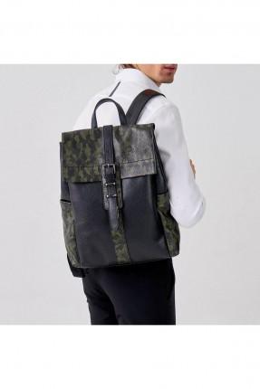 حقيبة ظهر رجالية مع حزام
