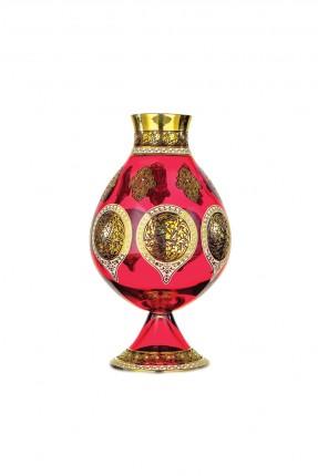 فازة زجاج - نقش عثماني