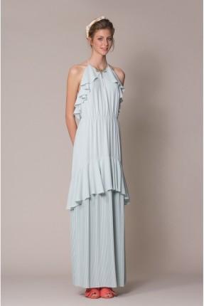 فستان نسائي سبور شيك طويل