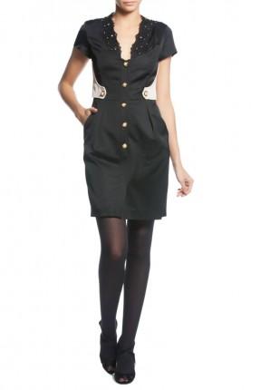 فستان نسائي سبور قصير