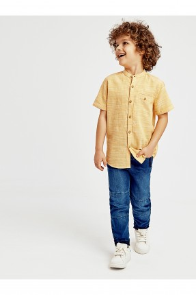 قميص اطفال ولادي نص كم