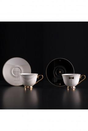 طقم فنجان قهوة / شخصين /