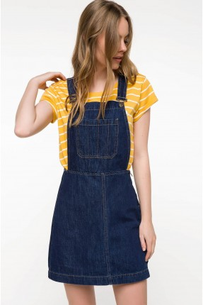 افرول نسائي جينز - ازرق