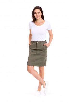 تنورة قصيرة سبور مع جيب