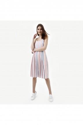 فستان سبور مخطط شيال