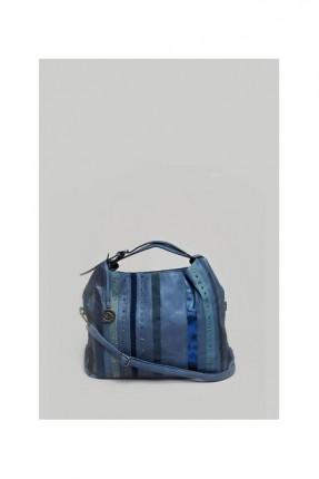 حقيبة يد نسائية سبور - ازرق