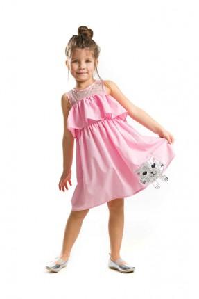 فستان بناتي حفر