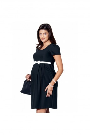 فستان حمل مع فيونك