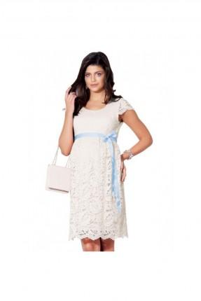 فستان حمل رسمي دانتيل