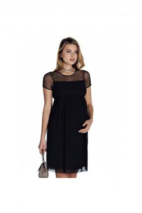 فستان حمل رسمي شيفون