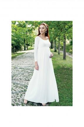 فستان حمل سبور مفتوح الاكتاف