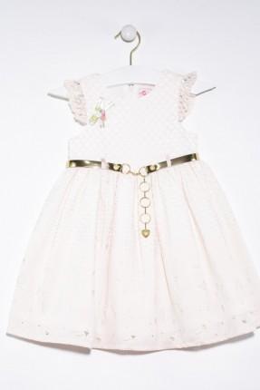 فستان اطفال بناتي مع كمر