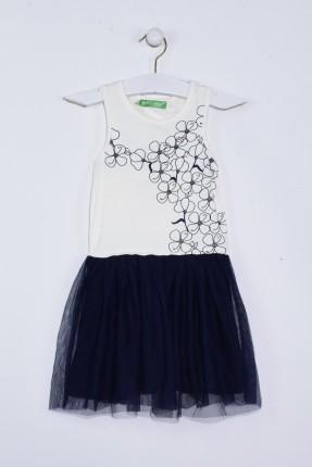 فستان اطفال بناتي مع تول