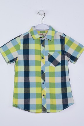 قميص اطفال ولادي مع جيب