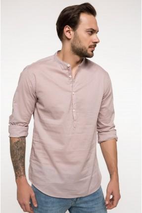كنزة رجالي موديل قميص سبور شيك