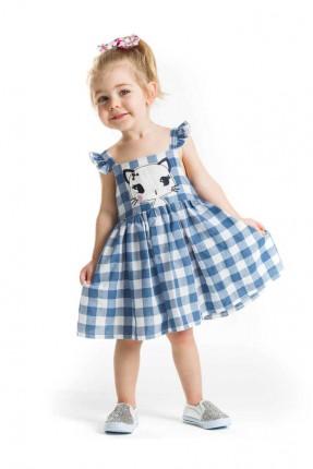 فستان بيبي بناتي كارو