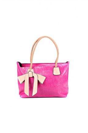حقيبة يد نسائية - فوشيا