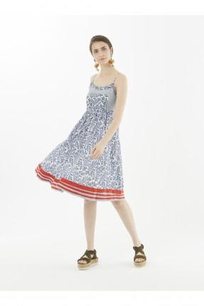 فستان سبور حفر مزخرف