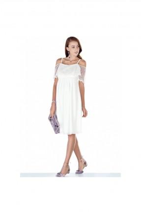 فستان حمل رسمي قصير