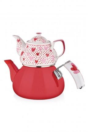 ابريق شاي تركي قطعتين (بيرناردو)