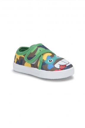 حذاء بيبي ولادي مع رسمات