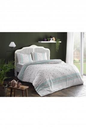 طقم سرير فردي - مزهر