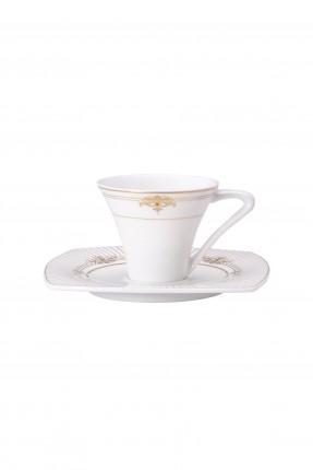 طقم فنجان قهوة / 6 اشخاص /