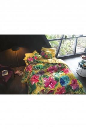 طقم سرير مزدوج مزهر