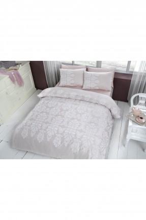 طقم سرير مزدوج بحجم كبير مزخرف
