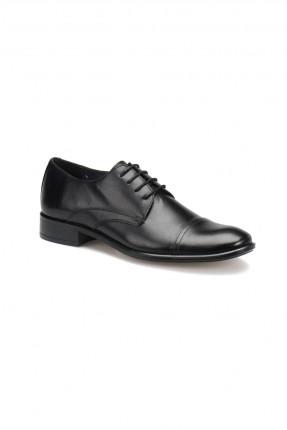 حذاء رجالي مع درزة _ اسود