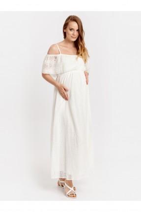 فستان سبور مع دانتيل للحمل