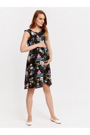 فستان سبور مزهر للحمل