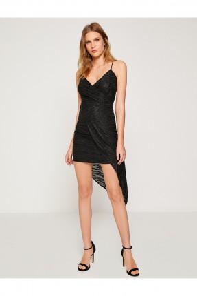 فستان بروتيل قصير رسمي - سود
