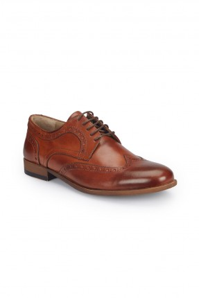 حذاء رجالي رسمي مع ربطة