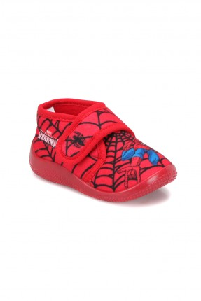 حذاء بيبي ولادي - احمر