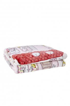 بطانية سرير اطفال برسومات