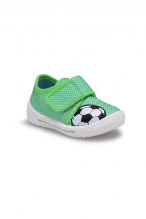 حذاء بيبي ولادي - اخضر