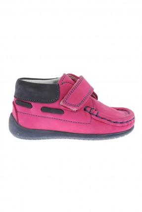 حذاء بيبي بناتي مع حزام لاصق