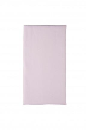 غطاء طاولة وردي