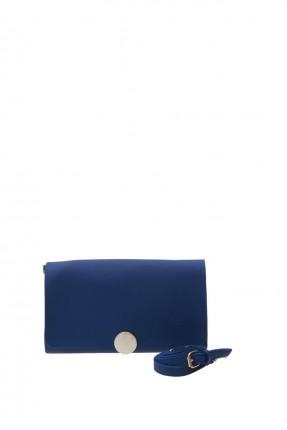 حقييبة يد نسائية - ازرق داكن