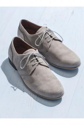 حذاء رجالي مع رباطات