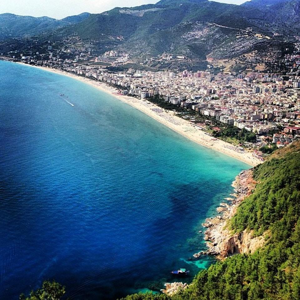 хорошей картинки турции средиземного моря с отелями третьем сезоне