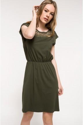 فستان سبور مع دانتيل - زيتي